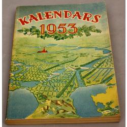 Kalendārs 1953.gadam