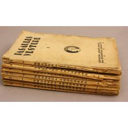 Pasaules vēsture, 8 sējumi