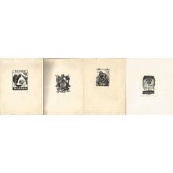 Ex-libris (4 gab.)