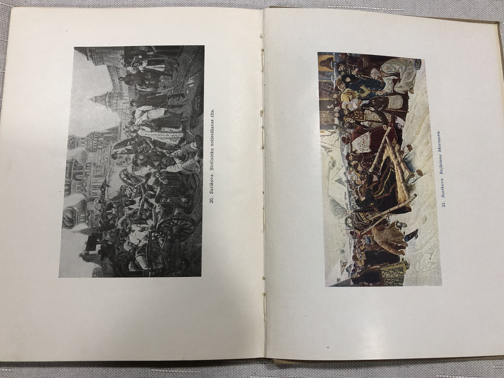 R.Kaufmanis, B.Ternovecs, Vēsturiskā glezniecība(rakstu krājums)