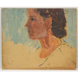Sievietes portrets/Burulaivas