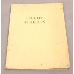 Fricis Balodis, Ludolfs Liberts