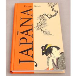 Edgars Katajs, Japāna krustām šķērsām