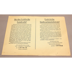 Nodevas paziņojums 1941./42. saimniecības gadam