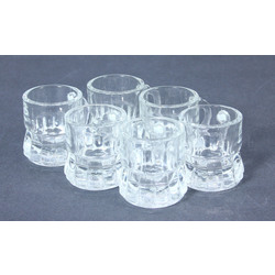 Glass glases 6 pcs.