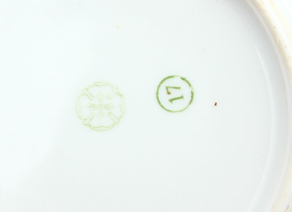 Porcelāna šķīvīts