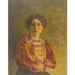 Alvīnes Reinholdes portrets
