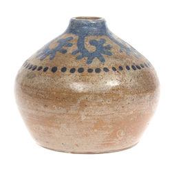 Ceramic vase made by Ansis Cirulis