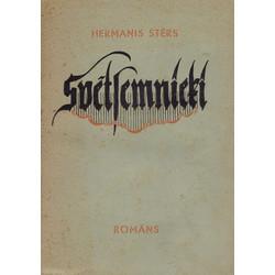 Hermanis Štērs, Svētzemnieki (romāns)