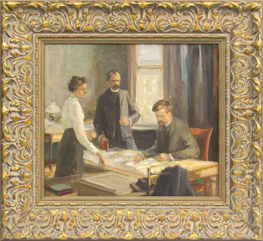Rainis, Pēteris Stučka un Dora Stučka