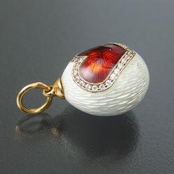Faberge zelta kulons