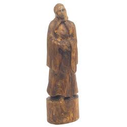 Деревянная фигура