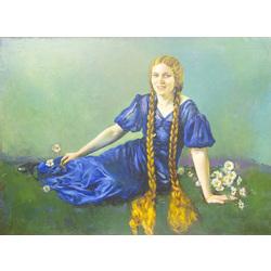 Оперная певица Наталья Лея