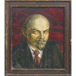 Portrait of V. I. Lenin