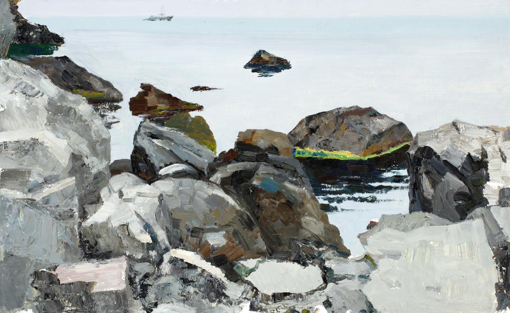 Krima akmeņainais krasts