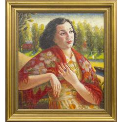 Портрет женщины из Кипсалы