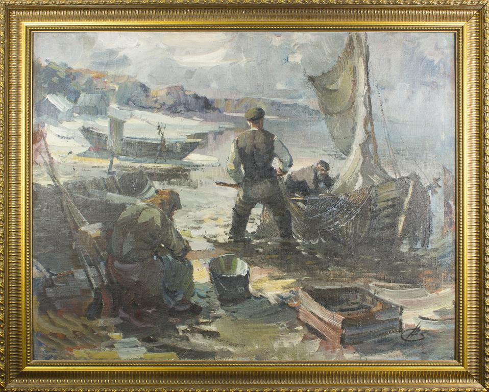 Pēc zvejas