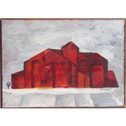 Sarkanās mājas