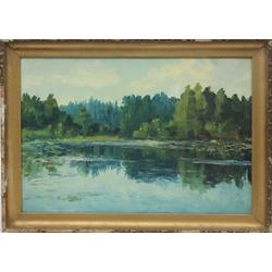 Dzērbenes ezers
