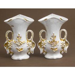 Porcelāna vāzes (2 gab.)