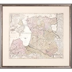 Livonia-Courland map