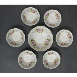 Porcelain set (6 + 1)
