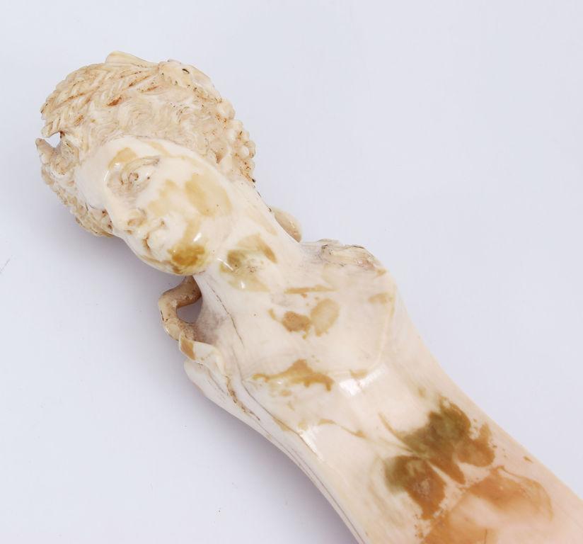 Bone paper knife