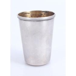 Sudraba glāzīte/kausiņš