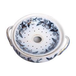 Porcelāna ziepju trauks