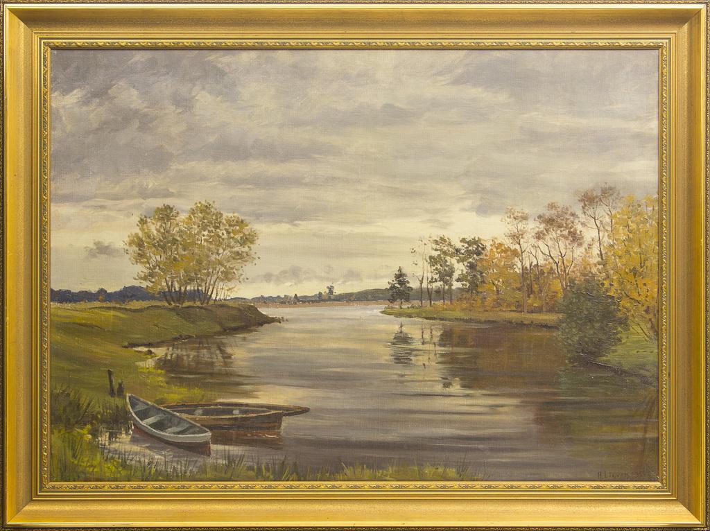 Graužupītes upīte ieteka Daugavā pie Lielvārdes