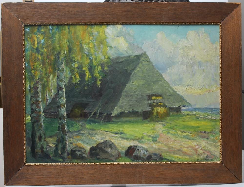 Kalna Kaibēnu rija pie Vecpiebalgas
