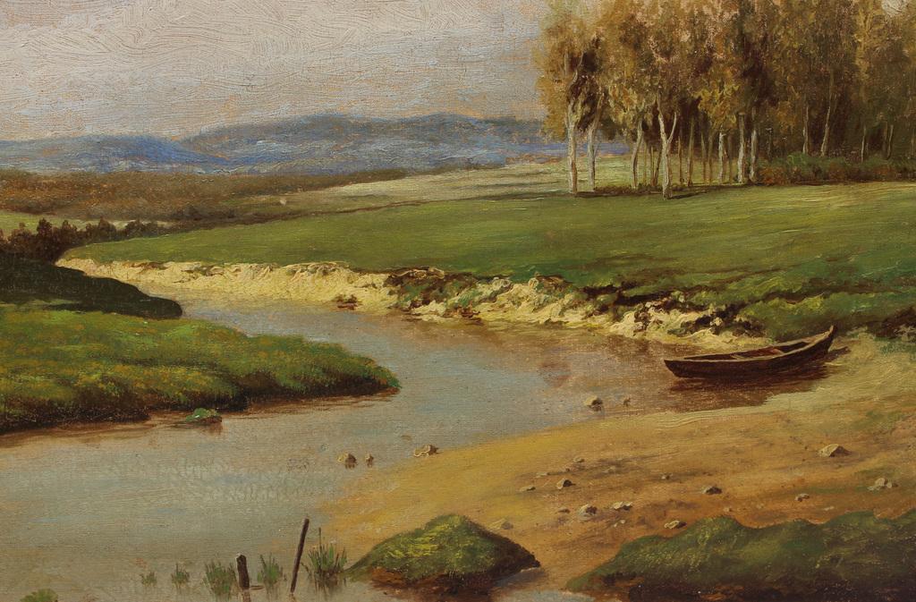 Glezna J.Federa stilā