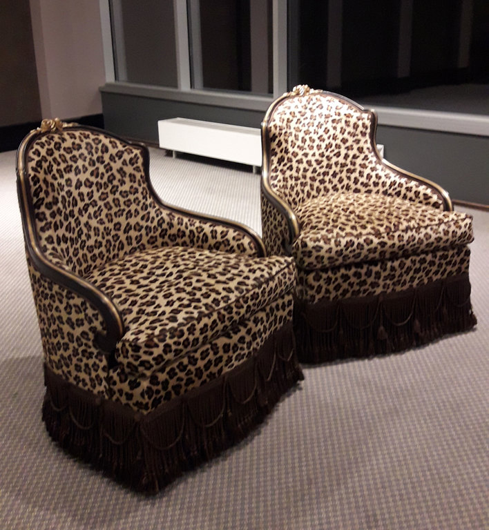 Klubkrēsli (2 gab.) NAPOLEON III