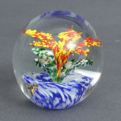Stikla bumba-prese