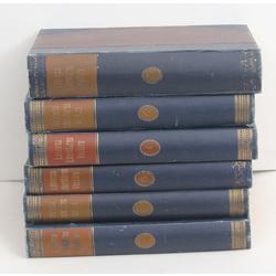 Latviešu literatūras vēsture, 6 sējumi