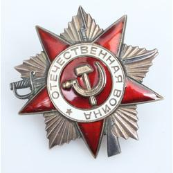 3rd degree Patriotic War Order