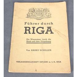 Harry Schiller, Vadonis pa Rīgu(vācu valodā)