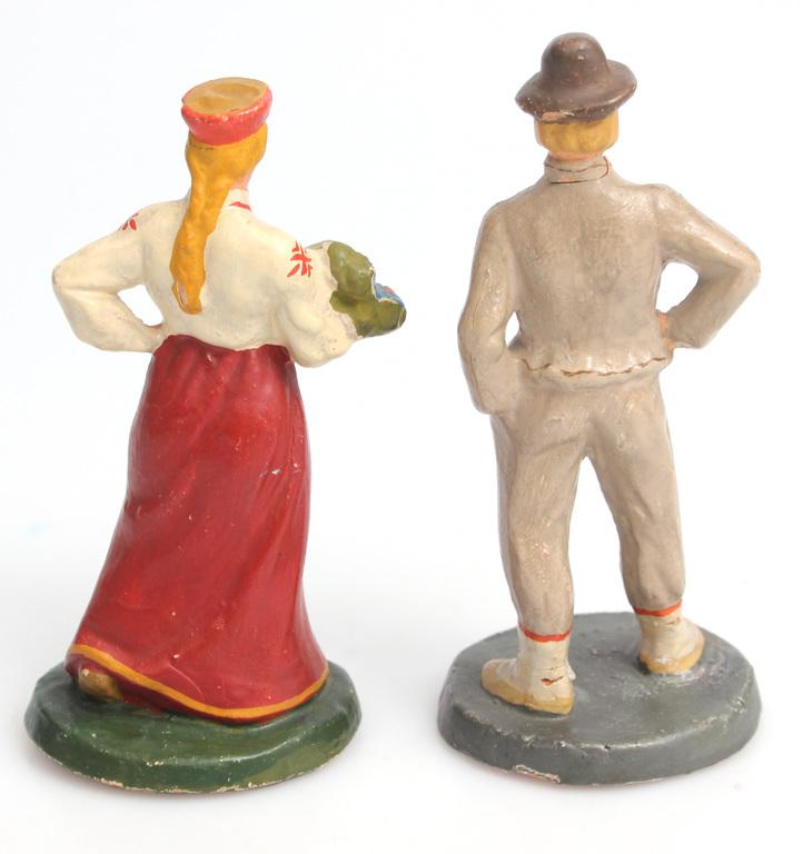 Keramikas figūriņas