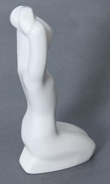 """Porcelāna figūra """"Rīts (Meitene)"""""""