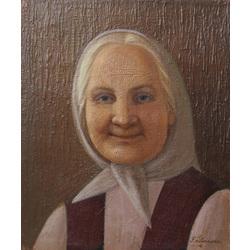 Vecmāmiņas portrets