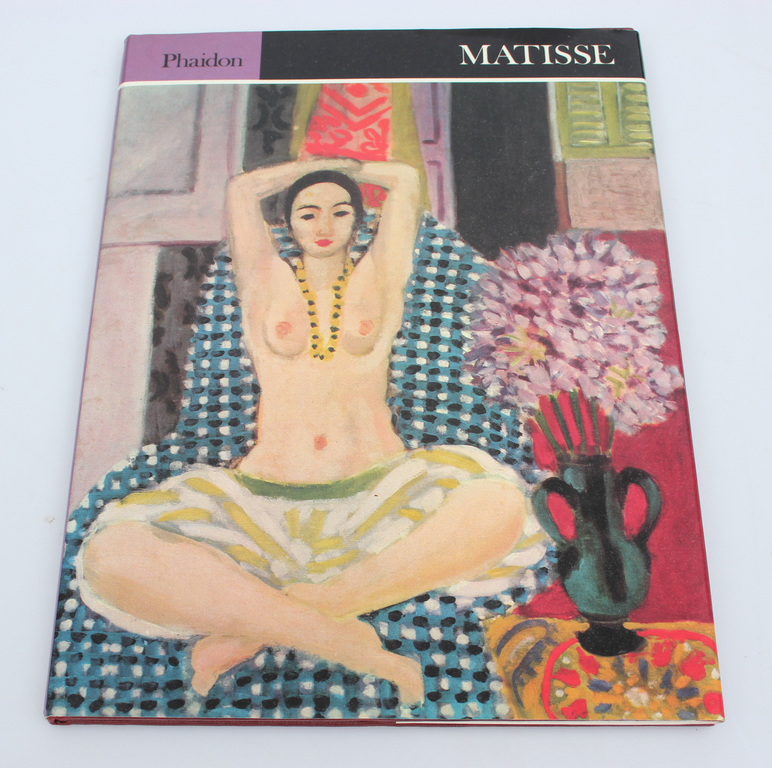 3 mākslas grāmatas - Matisse, Begegnungen, Antoine Watteau