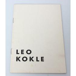 Gleznotāja Leo Kokles Piemiņas muzeja katalogs