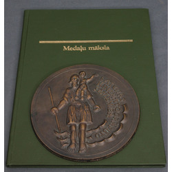 Bronze table medal