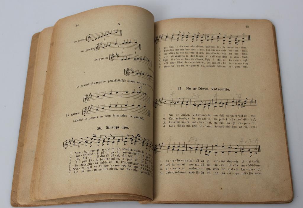 A.Šillera, Dziedāšanas mācība pamatskolām