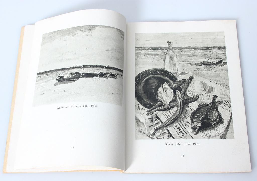 Oļģerts Saldavs, Eduards Kalniņš