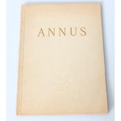 Jānis Veselis, Augusts Annus