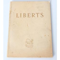 Ziedonis Ligers, Ludolfs Liberts.Skatuves glezniecība