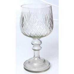 Стеклянный пивной бокал