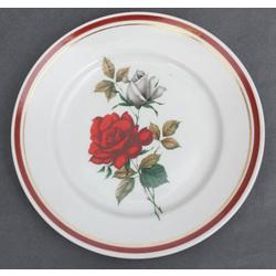 Porcelāna šķīvji (13 gab.)