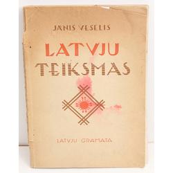 Jānis Veselis, Latvju teiksmas ar N.Strunkes orģināllitogrāfijām